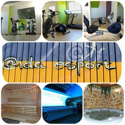 Body care Spa Aida Sport 1